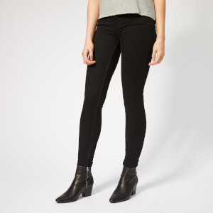 Levi's Women's Innovation Super Skinny Jeans - Black Galaxy