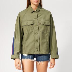 Levi's Women's Ines Jacket - Bluish Olive