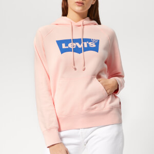 Levi's Women's Graphic Sport Hoodie - Mary's Rose