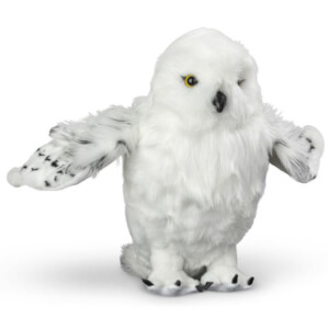 Harry Potter Collector's Hedwig Open Wings Plush