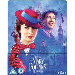 Mary Poppins Returns - Zavvi UK Exclusive Limited Edition SteelBook