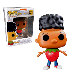 Nickelodeon Hey Arnold Strawberry Gerald EXC Pop! Vinyl Figure
