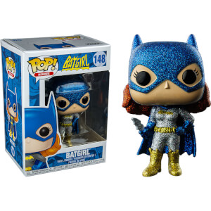 Figurine Pop! Batgirl Glitter - EXC - DC Comics