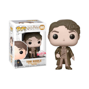 Figurine Pop! Tom Jedusor Sepia - Harry Potter - EXC