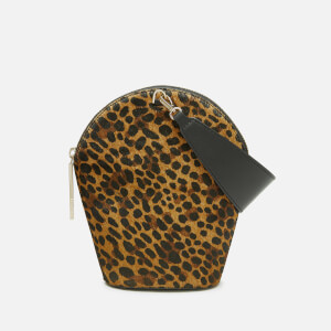 Whistles Women's Leonard Wristlet - Leopard Print
