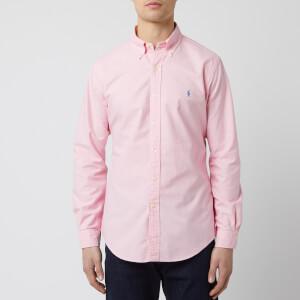 Polo Ralph Lauren Men's Long Sleeve Oxford Shirt - Taylor Rose