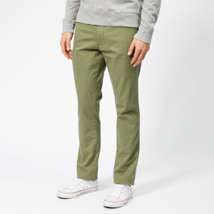 Polo Ralph Lauren Men's Slim Stretch Military Trousers - Spanish Green