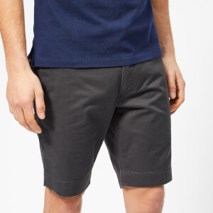 Polo Ralph Lauren Men's Stretch Military Chino Shorts - Black Mask
