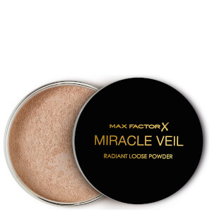 Max Factor Miracle Veil Loose Powder - Transparent 4g