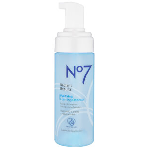 Boots No.7 Radiant Results Purifying Foaming Cleanser 5oz