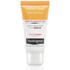 Neutrogena Visibly Clear Spot Clearing Rapid Treatment Gel 15ml