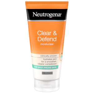 Clear & Defend Oil Free Moisturiser