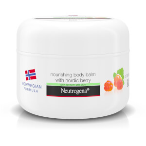 Norwegian Formula Nourishing Body Balm with Nordic Berry 200ml