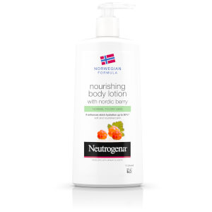 Norwegian Formula Nourishing Body Lotion with Nordic Berry 250ml