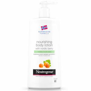 Norwegian Formula Nourishing Body Lotion with Nordic Berry 400ml