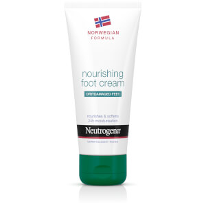 Norwegian Formula Nourishing Foot Cream for Dry/Damaged Feet 100ml