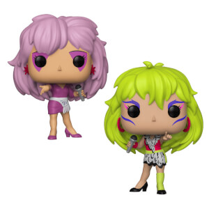 Jem and the Holograms Pop! Vinyl - Pop! Collection