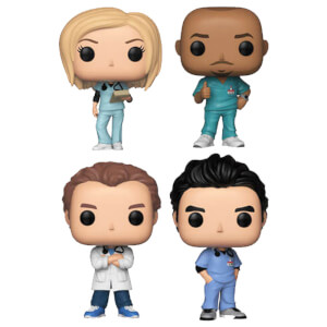Scrubs Funko Pop! Bündel