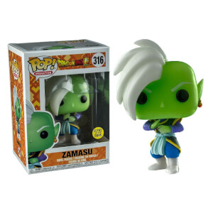 Dragon Ball Super Zamasu GITD EXC Funko Pop! Vinyl