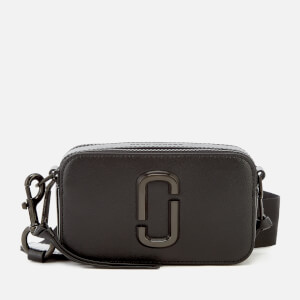 Marc Jacobs Women's Snapshot DTM Cross Body Bag - Black