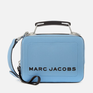 Marc Jacobs Women's The Box 20 Cross Body Bag - Aquaria