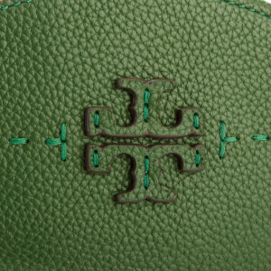 Tory Burch Women's Mcgraw Convertible Round Cross Body Bag - Arugula: Image 4