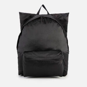 Eastpak X Raf Simons Men's Poster Padded Backpack - Black Satin