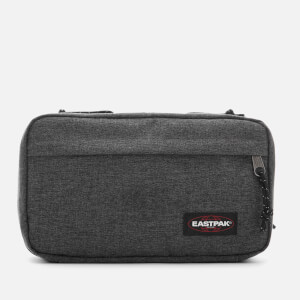 Eastpak Men's Spider Wash Bag - Black Denim