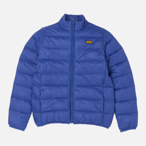 Barbour International Boys' Reed Quilt Jacket - Charge Blue