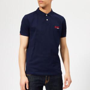 Superdry Men's Light City Polo Shirt - Navy