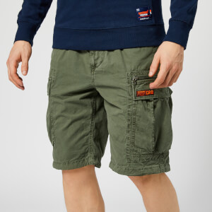 Superdry Men's Parachute Cargo Shorts - Sage