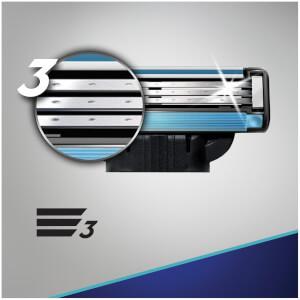 Gillette Mach3 Men's Razor Blades: Image 2