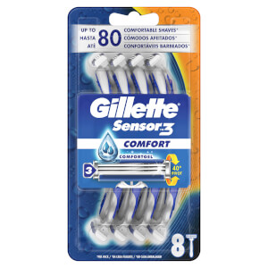 Gillette Sensor3 Disposable Razors