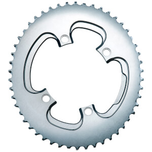 AbsoluteBLACK Shimano 4 Bolt Oval Winter Road Chainring