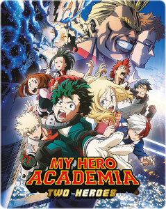 My Hero Academia: Two Heroes - Limited Edition SteelBook