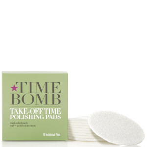 Time Bomb Polishing Pads - 10 Pads