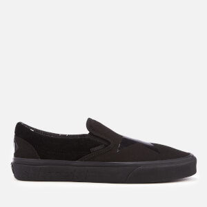 Vans X David Bowie Classic Slip-On Trainers - Blackstar/Black