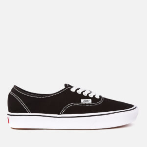 Vans ComfyCush Classic Authentic Trainers - Black/True White