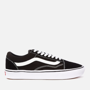 Vans ComfyCush Classic Old Skool Trainers - Black/True White