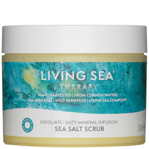 Living Sea Therapy Salt Scrub 300g