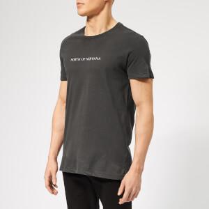 Ksubi Men's North Nirvana T-Shirt - Black