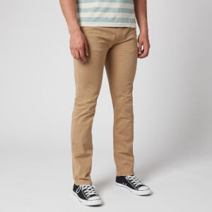 Nudie Jeans Men's Slim Adam Jeans - Beige