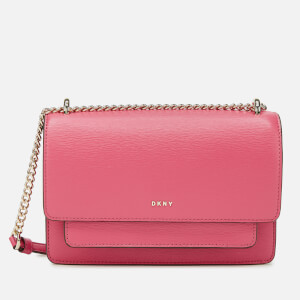 DKNY Women's Bryant Small Chain Cross Body Bag - Pink