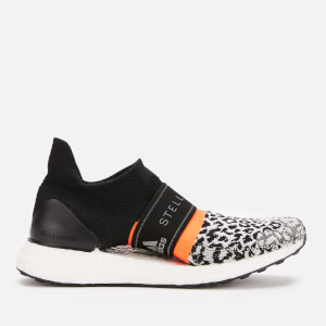 adidas by Stella McCartney Women's Ultraboost X 3D S Trainers - Core Black/C White/Sol Red