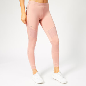 91a9098b640d8 adidas by Stella McCartney Women's Essential Tights - Band Aid Pink