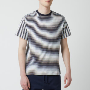 Tommy Jeans Men's Classics Stripe T-Shirt - Black Iris/Classic White