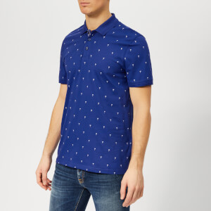 Ted Baker Men's Tuka Polo Shirt - Dark Blue
