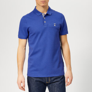 Ted Baker Men's Vardy Polo Shirt - Dark Blue
