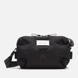 Maison Margiela Men's Quilted Cross Body Bag - Black