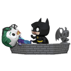 DC Comics Batman's 80th Batman and Joker 1989 Pop! Movie Moment